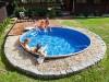 Bazén Azuro Vario V1 - Kruhové těleso - foto7