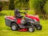 Zahradní traktor XHTY 240 4WD - foto3