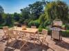 Zahradní stůl LIGERO 76x220x90cm, teak - foto3