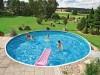 Bazén Azuro Stone V4 - Kruhové teleso - foto4