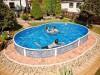 Bazén Azuro Vario Stone V6 - Oválné těleso