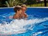 Bazén Azuro Vario Stone V3 - Kruhové těleso - foto2