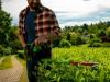 Aku plotové nůžky Greenworks GD60HT 60V - foto14