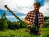 Aku plotové nůžky Greenworks GD60HT 60V - foto17
