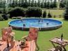 Bazén Azuro Vario V4 -  Kruhové teleso