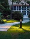 Venkovní sloupkové osvětlení Almeria, šedá - foto3